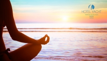 Wellness a nyugalom szigetén Hotel Yacht Wellness & Business Siófok