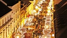 Adventi hétvégék Győrben (2 éj)