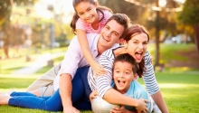 Balatoni családi nyaralás